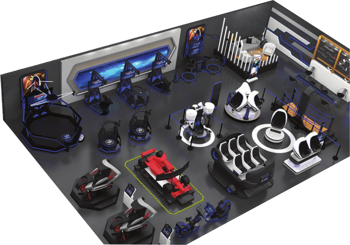 Virtual Play Arena